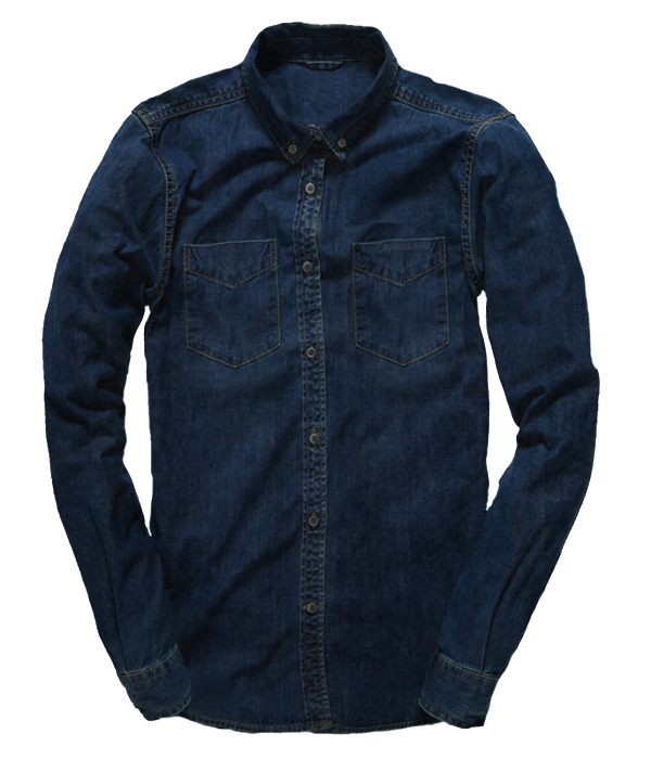 shirt-made-of-denim